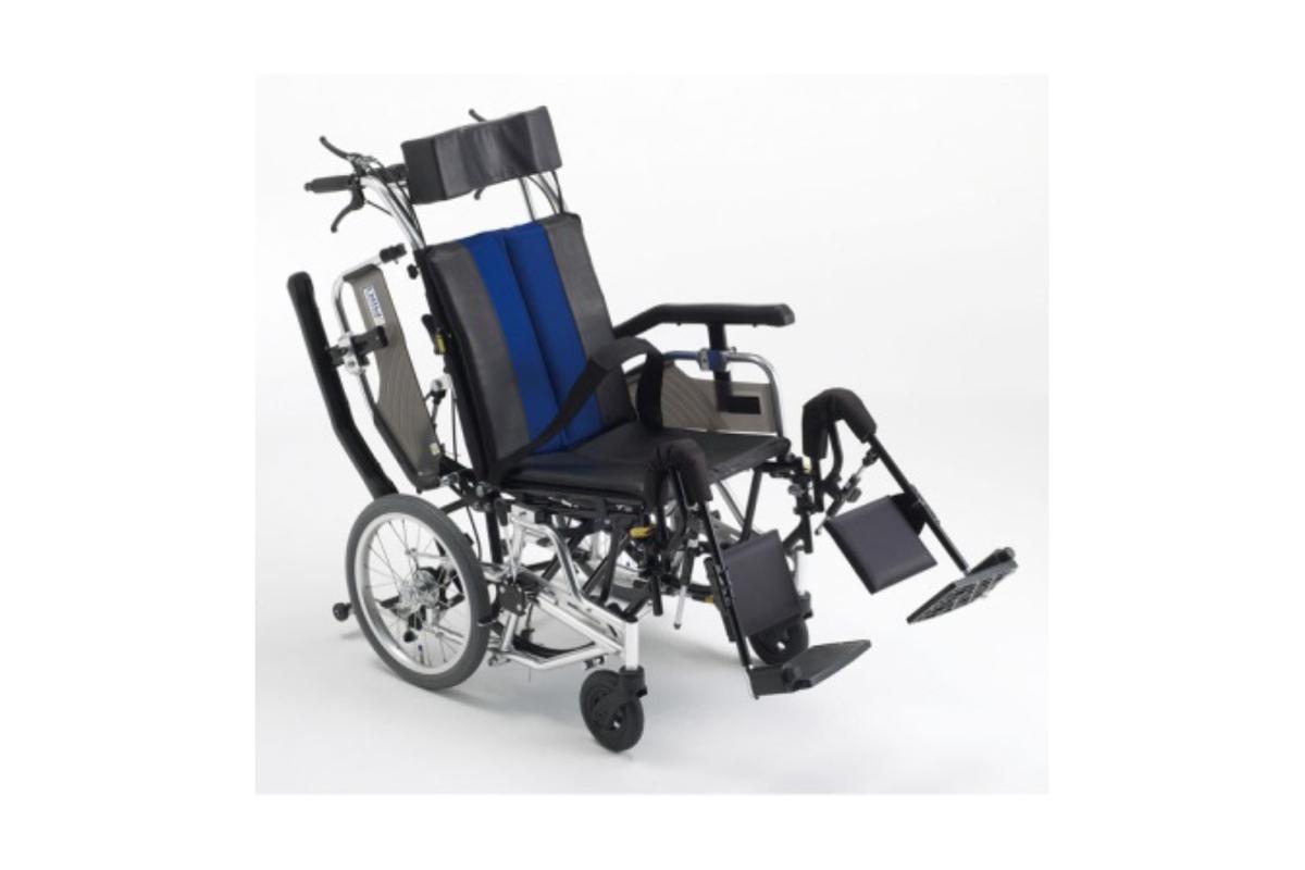 ティルトリクライニング型車椅子